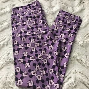 Lularoe Disney Leggings os